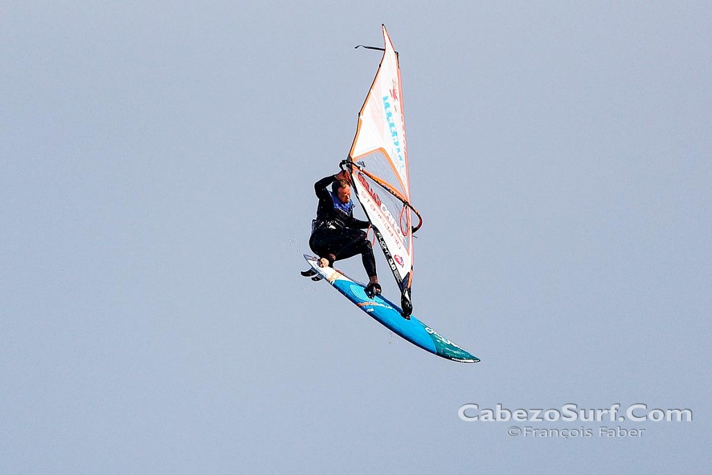 Windsurfing El Medano El Cabezo